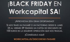 Black Friday on Promissory Note Discount