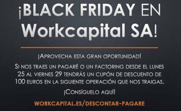WorkCapital Black Friday